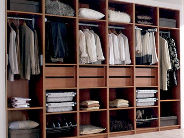 Modle dressing chambre agrandir lu0027image sogal dressing chambre du0027am - Dressing extensible ikea ...