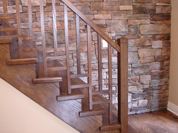 Menuiseries Ammour : Les Produits - Escaliers