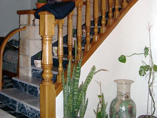 Menuiseries ammour les produits escaliers for Interieur algerien